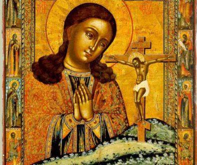 Праздник в честь Ахтырской иконы Божией Матери