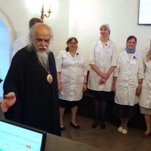 В больнице святителя Алексия открылось новое отделение по работе с пациентами