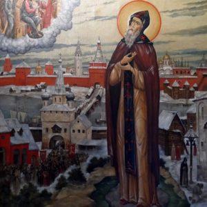 16 августа. Святой преподобный Антоний Римлянин, Новгородский чудотворец