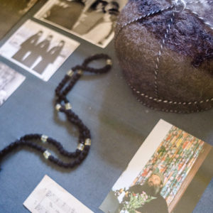 В МДА открылась выставка «Всероссийский регент архимандрит Матфей (Мормыль)»