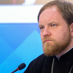 Священник Александр Волков освобожден от должности руководителя Пресс-службы Патриарха Московского и всея Руси
