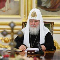 Очередное заседание Священного Синода прошло в Даниловом монастыре в Москве