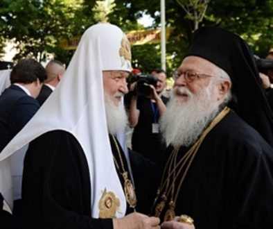 К 90-летию Архиепископа Албанского Анастасия телеканал «Культура» покажет фильм «Православие в Албании»