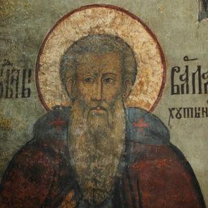 19 ноября. Преподобный Варлаам Хутынский