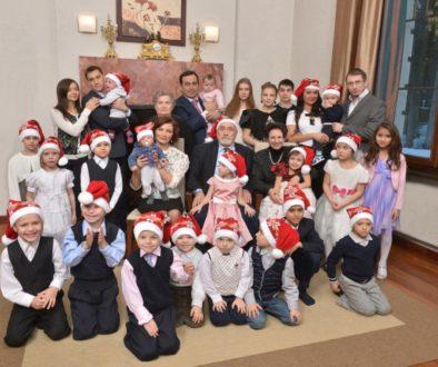 Отец 23 детей Роман Авдеев: «Надо стремиться, чтобы как можно меньше детей оставалось в детских домах»