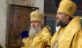Архиерейское богослужение в храме великомученицы Ирины