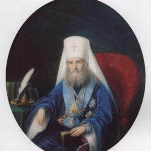 Житие святителя Филарета (Дроздова), митрополита Московского и Коломенского. День памяти — 2 декабря