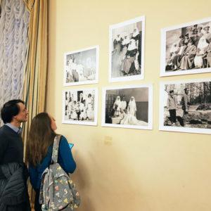 Выставка о Царской семье открылась в госпитале имени Бурденко