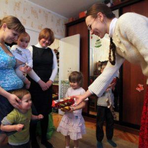 Православная служба помощи «Милосердие» объявляет рождественский сбор подарков для нуждающихся