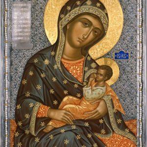 25 января. Икона Божией Матери «Млекопитательница»