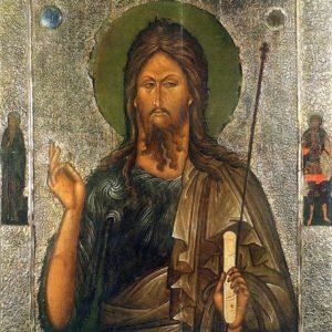 Проповедь на Собор Иоанна Предтечи