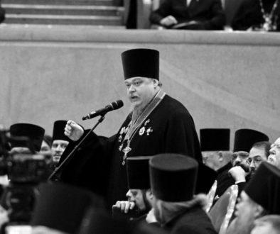 Преставился ко Господу протоиерей Всеволод Чаплин