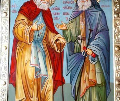 С 24 по 26 января чудотворная икона «Дружба русского и грузинского православных народов» в храме великомученицы Ирины