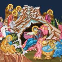 Рождественское приветствие архиепископа Витебского и Оршанского Димитрия 2019/2020 года