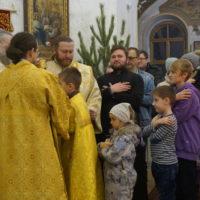 Рождество Христово в храме великомученицы Ирины