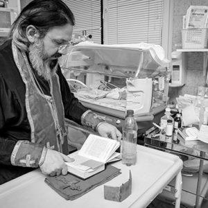 Иеромонах Иоанн (Гуайта): «Я сам родился экстремально»