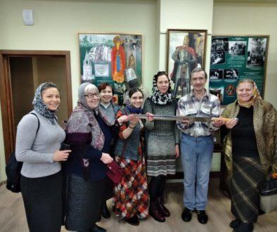 Состоялась паломническая поездка в Городецкий Феодоровский мужской монастырь и село Троицкое