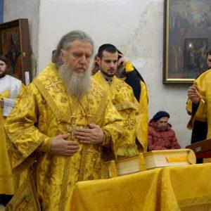 Празднование Собора новомучеников и исповедников Церкви Русской в храме великомученицы Ирины г.Москвы