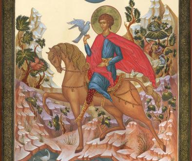 14 февраля. Святой мученик Трифон