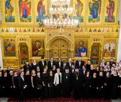 17 мая пройдет V Пасхальный фестиваль клиросных хоров «Пойте Богу нашему, пойте»