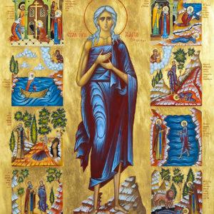 2 апреля. Четверток пятой седмицы Великого поста. «Стояние Марии Египетской»
