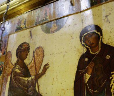 Последования всенощного бдения, часов, изобразительных и вечерни Благовещения Пресвятой Богородицы для домашнего совершения