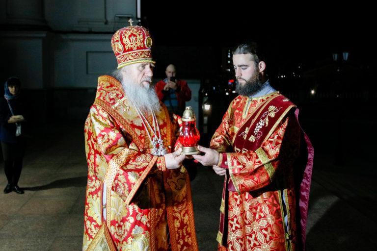 Расписание богослужений на Пасху в Витебске в 2020 году