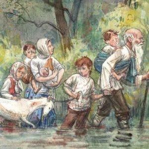 «БОЛОТНЫЕ РОБИНЗОНЫ» СОФЬИ РАДЗИЕВСКОЙ Что почитать с детьми к юбилею Великой Отечественной войны