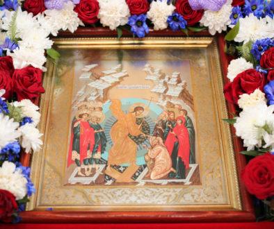 Последования вечерни, утрени, часов и обедницы отдания праздника Пасхи для домашнего совершения