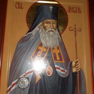 Проповедь в день памяти святителя Луки, архиепископа Крымского