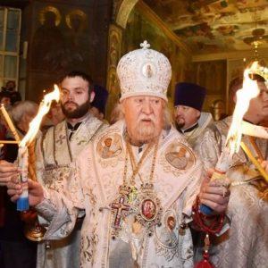 ВЛАДЫКА-МОЛИТВЕННИК Памяти митрополита Варнавы (Кедрова; † 1.06.2020)