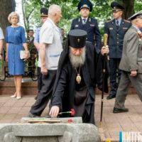 Архиепископ Витебский и Оршанский Димитрий принял участие в митинге-реквиеме в память о жертвах Великой Отечественной войны