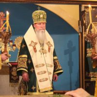 ПРОТЕСТ ПРОТИВ ЗАПРЕТА ПЕНИЯ В ХРАМАХ ВЫРАЗИЛА ЗАПАДНО-АМЕРИКАНСКАЯ ЕПАРХИЯ РПЦЗ