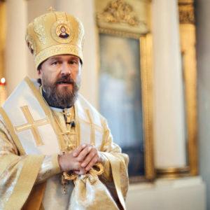 Митрополит Иларион: Для православных Святая София навсегда останется храмом, посвященным Господу Иисусу Христу