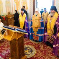 Митрополит Павел возглавил очередное заседание Архиерейского совета Минской митрополии