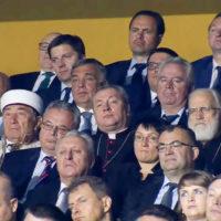 Патриарший Экзарх присутствовал на оглашении Послания Президента Республики Беларусь к белорусскому народу и Национальному собранию