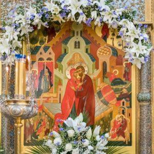 22 сентября. Богоотец Иоакима и Анны