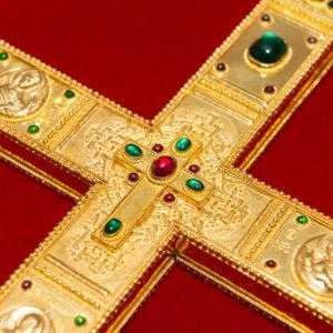 Под председательством митрополита Вениамина состоялось совещание, посвященное финальному этапу реконструкции Туровского креста