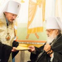Архиерейству митрополита Филарета — 55 лет