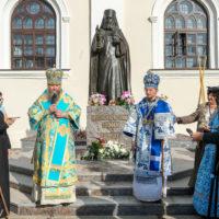 Предстоятель Белорусской Православной Церкви возглавил церковные торжества в Жировичской обители
