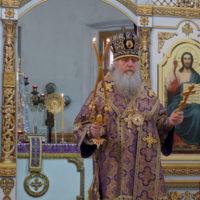 В день тезоименитства архиепископ Витебский и Оршанский Димитрий возглавил праздничные богослужения в храме вмц.Ирины г.Москвы