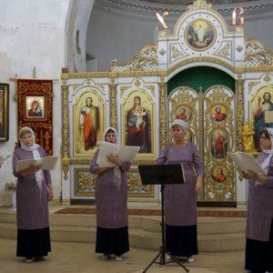 IX Хоровой фестиваль «Осеннее многоголосье» в храме великомученицы Ирины г.Москвы