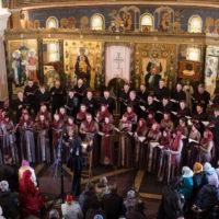 Юбилейный фестиваль «Державный глас» прошел в Свято-Елисаветинском монастыре