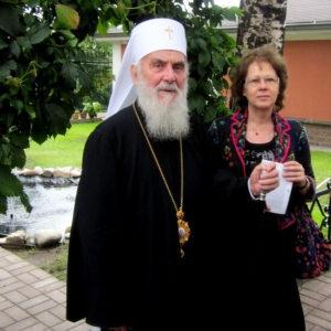 «ХРАНИТЬ ВЕРУ И ЖИТЬ ПО ВЕРЕ – ВОТ ЧТО Я ЖЕЛАЮ КАК ПАТРИАРХ» Памяти Патриарха Сербского Иринея