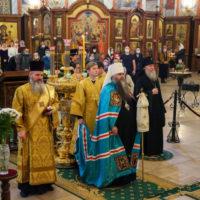 Архиепископ Витебский и Оршанский Димитрий посетил Нижний Новгород