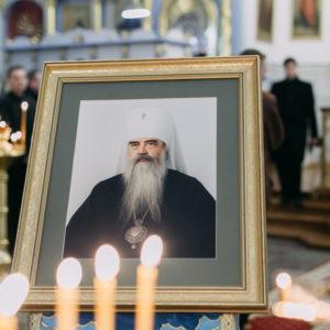 Архиепископ Новогрудский и Слонимский Гурий: «Все мы верим, что митрополит Филарет будет ходатаем за нас и страну нашу пред Богом»