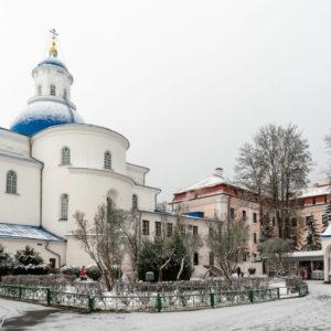 Прямая трансляция из Жировичского монастыря будет вестись на Ютьюб-канале Белорусской Православной Церкви