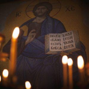 О здравии и спасении. Митрополит Вениамин 4 января совершит молебен об исцелении болящих