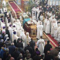 Митрополит Филарет (Вахромеев) погребен в Жировичском монастыре