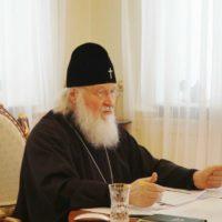 Заседание Высшего Церковного Совета впервые состоялось в дистанционном формате